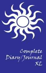 Complete Diary - Journal XL - Book cover