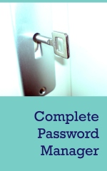 Complete Password Manager - Book cover
