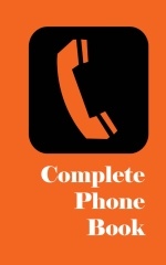 Complete phone book