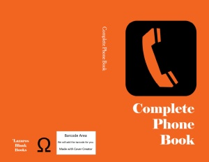 complete phone book - address book - contact book