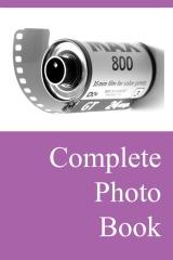 Complete Photo Book - Book cover