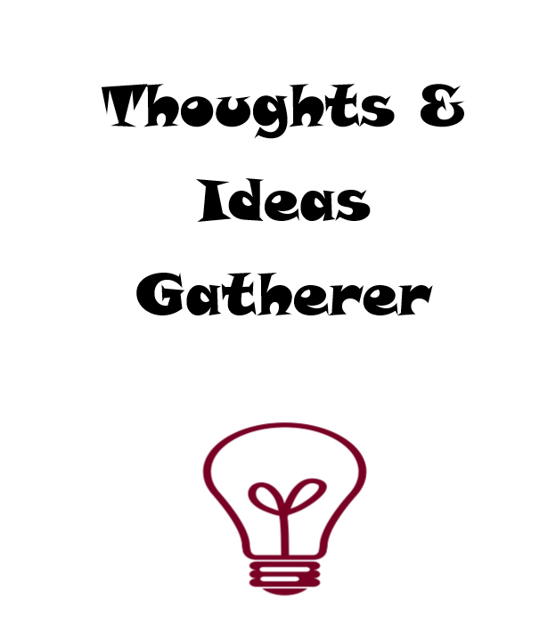 Thoughts & ideas gatherer - interior 1