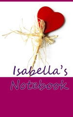 Isabella's Notebook - Front cover