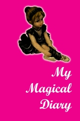 My magical diary book cover