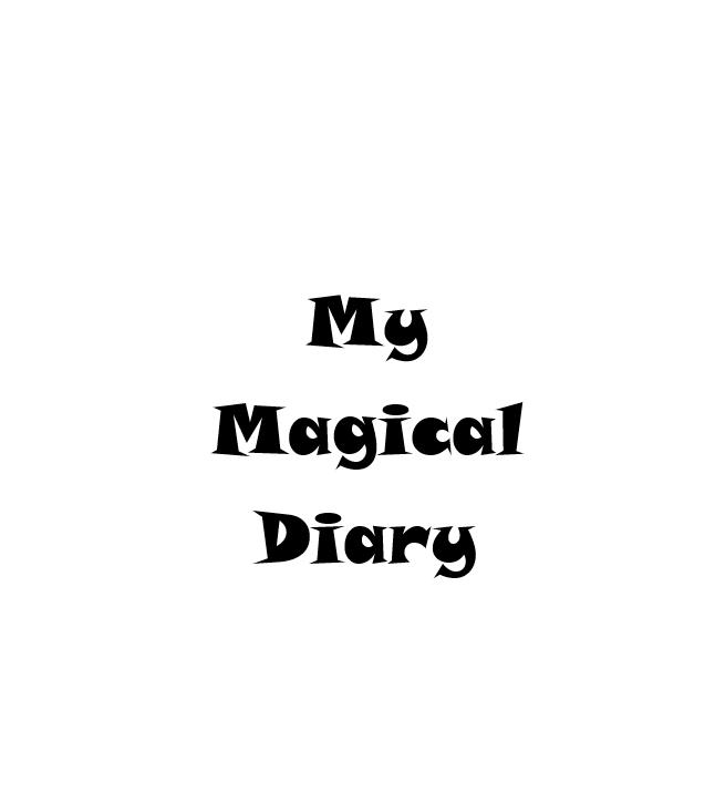 my magical diary 1