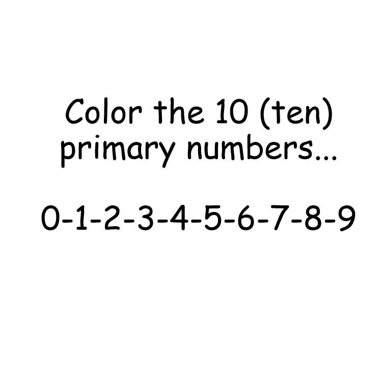 the coloring book of numbers web 2