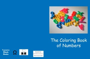 The coloring book of numbers - edition 1