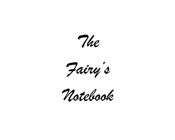 The fairy's notebook interior - web 1