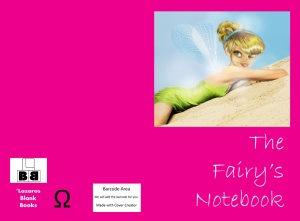 the fairy's notebook cover