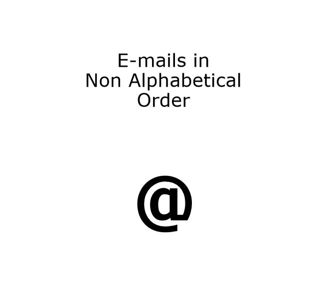 Complete Book of E-mails - Book interior - web 6