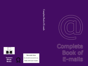 Complete Book of E-mails - Book cover