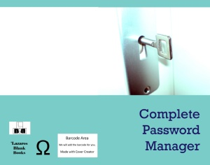 Complete Password Manager - Book cover - web 1