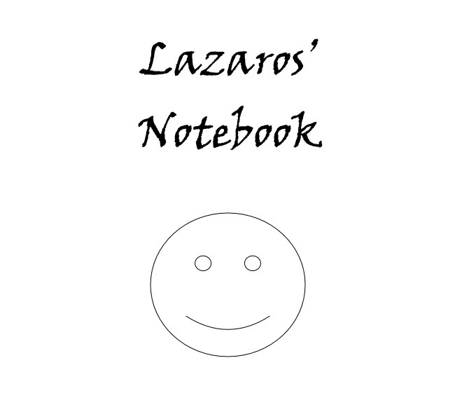 Lazaros' Notebook - Book interior - web 1