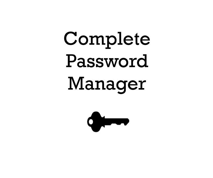 Complete password manager - Book interior - web 1