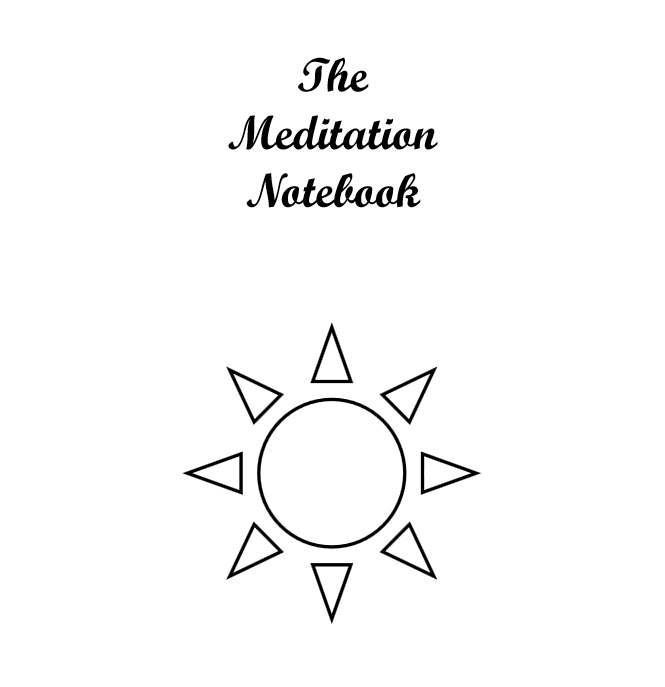 The Meditation Notebook - Book interior - web 1