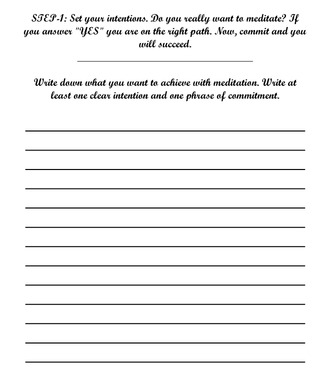 The Meditation Notebook - Book interior - web 4