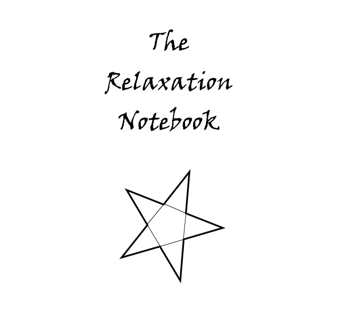 The Relaxation Notebook - Book interior - web 1