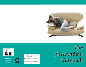 The Relaxation Notebook - Book Cover