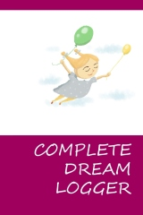 Complete Dream Logger - Book Cover - Edition 1