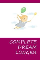 Complete Dream Logger - Book Cover - Edition 1