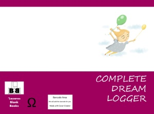 Complete Dream Logger - Full Cover