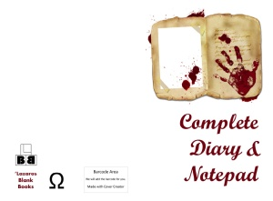 Complete Diary & Notepad - full cover
