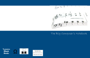 the big composer's notebook - book cover