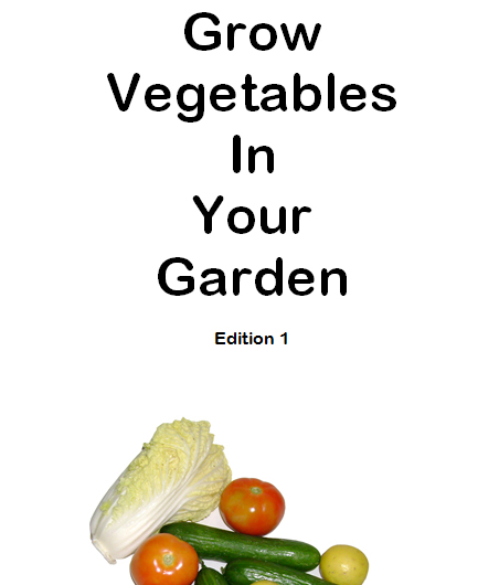 Grow Vegetables In Your Garden - Book Interior 4