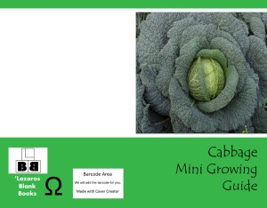 Cabbage Mini Growing Guide - Full cover