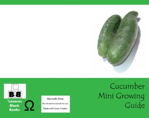 Cucumber mini growing guide - Full cover