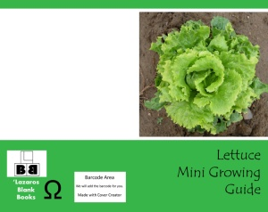 Lettuce mini growing guide - Full cover