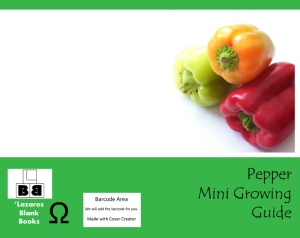 Pepper mini growing guide - Full cover