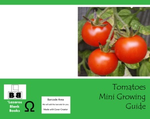Tomatoes mini growing guide - full cover