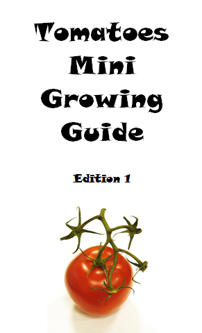 Tomatoes mini growing guide - book interior 3
