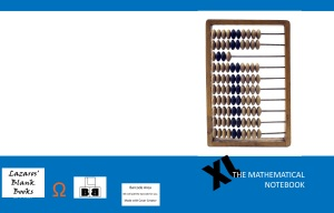 The Mathematical Notebook XL - Edition 1 - Full cover