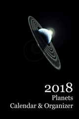 2018 Planets Calendar & Organizer - Front cover