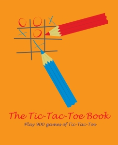 The Tic-Tac-Toe Book - Front Cover