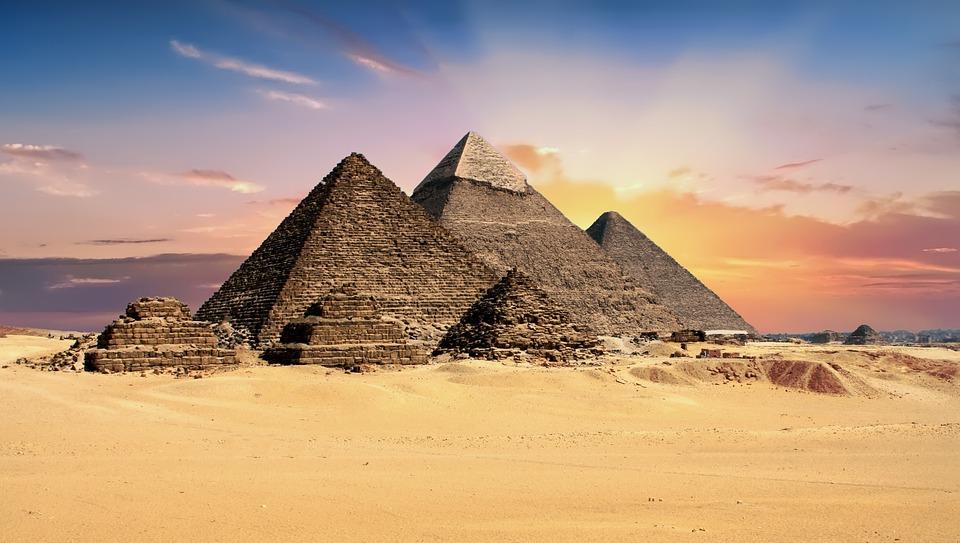 Egyptian Gods Calendar2019