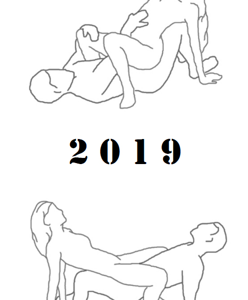Love Making Positions Calendar 2019 - Book sample 3