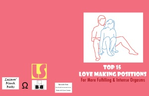Top 15 Love Making Positions - Full Cover