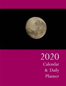 2020 Calendar & Daily Planner