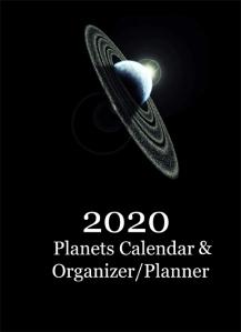 2020 Planets Calendar & Organizer