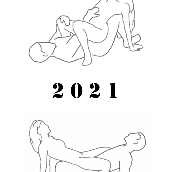 2021 Love Making Positions Calendar - 3